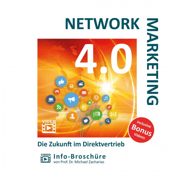 Network Marketing 4.0 – Video Broschüre