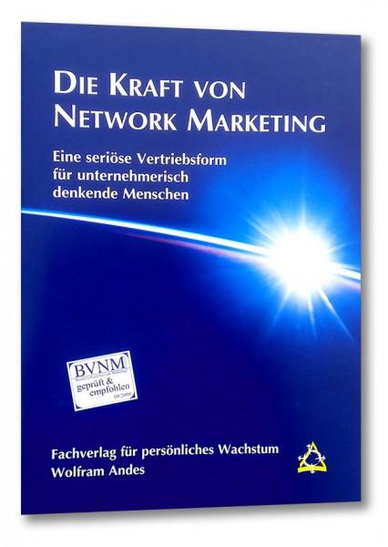 Die Kraft von Network Marketing [Broschüre]