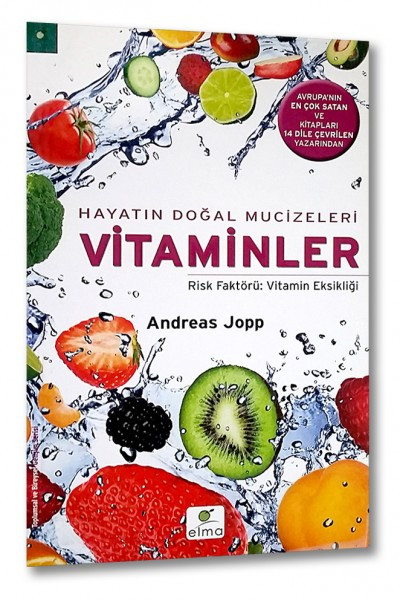 Hayatin Doğal mucizeleri Vitaminler