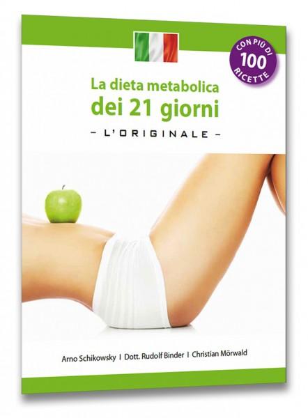 La dieta metabolica dei 21 giorni