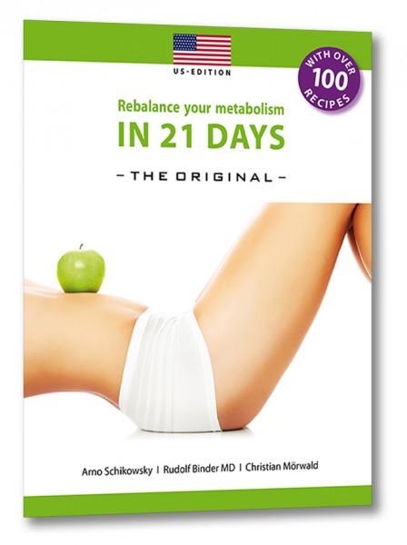 Rebalance your metabolism in 21 DAYS - amerikanische Version (US-Edition)